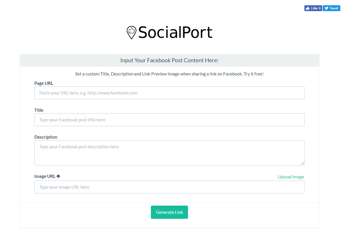 Launching SocialPort (formerly Terminal) - a Web App to Set